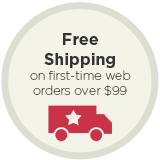 Free Shipping on First Time Orders