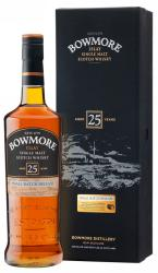 Bowmore 25 Yr. Scotch