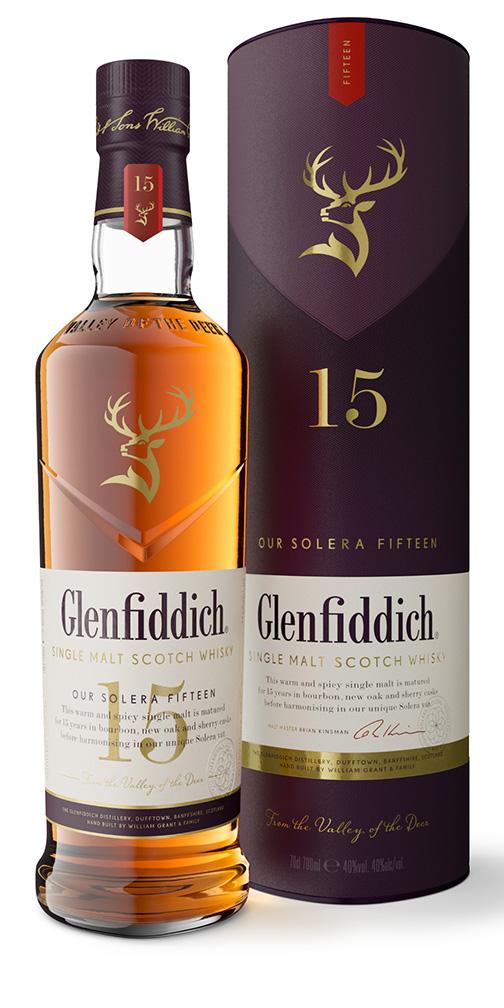 glenfiddich 15 real