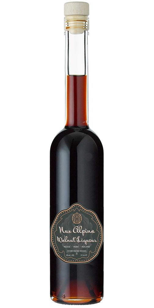 Nux Alpina Walnut Liqueur | Astor Wines