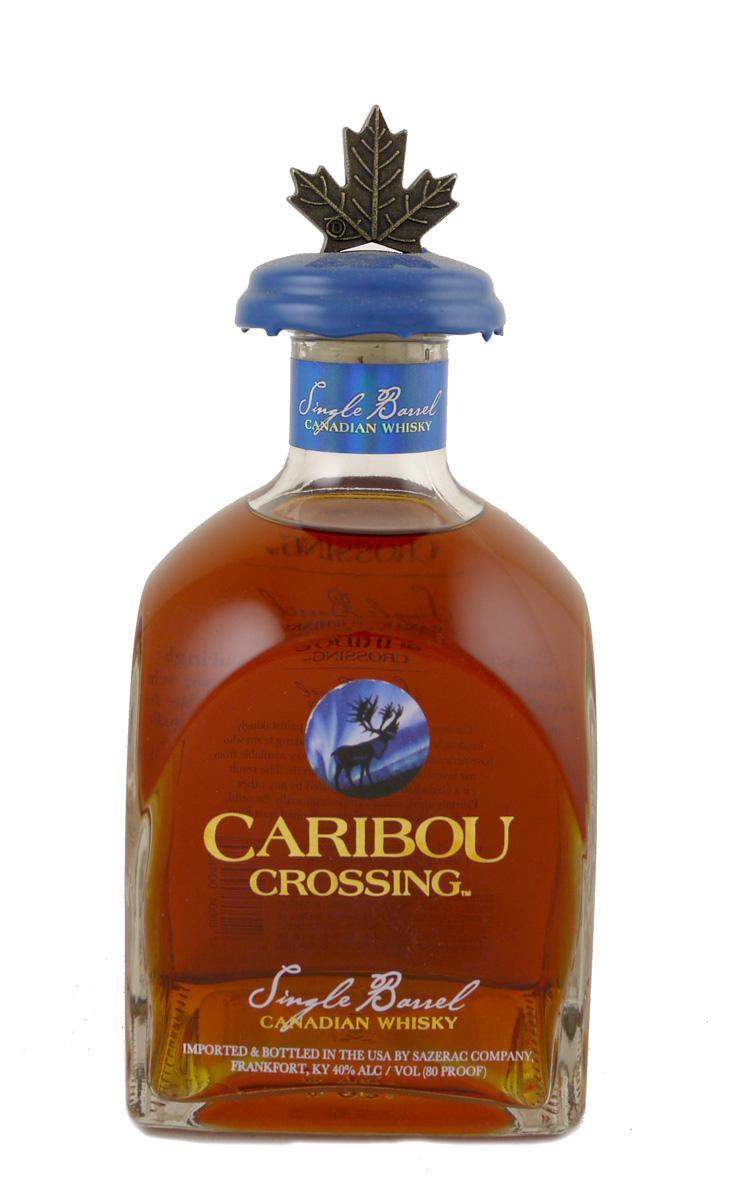 Caribou Crossing Single Barrel Canadian Whisky | Astor Wines & Spirits