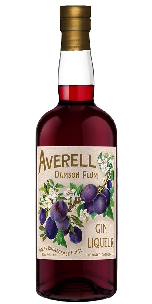 damson plum gin