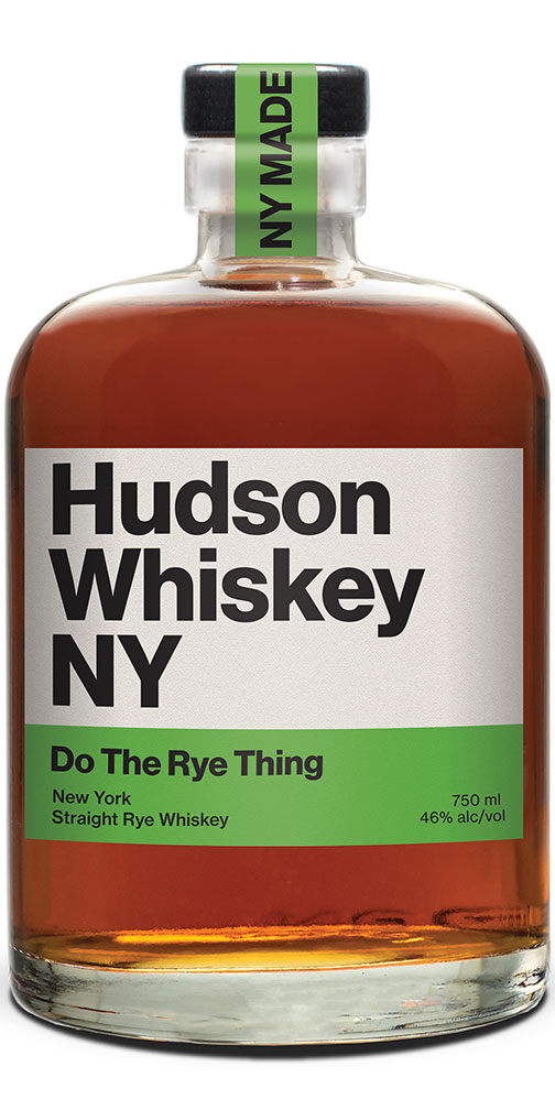 how to make a manhattan with rye whisky