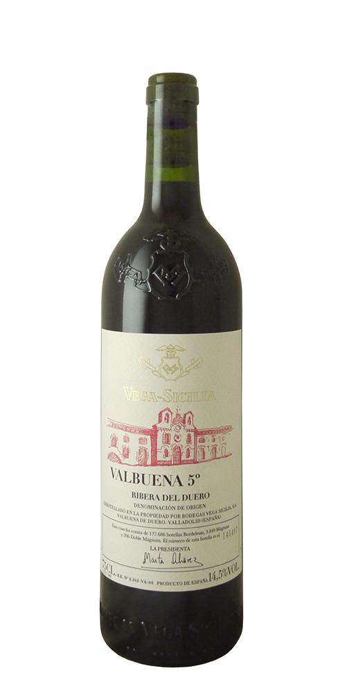 Valbuena 5 Año Vega Sicilia Astor Wines Spirits