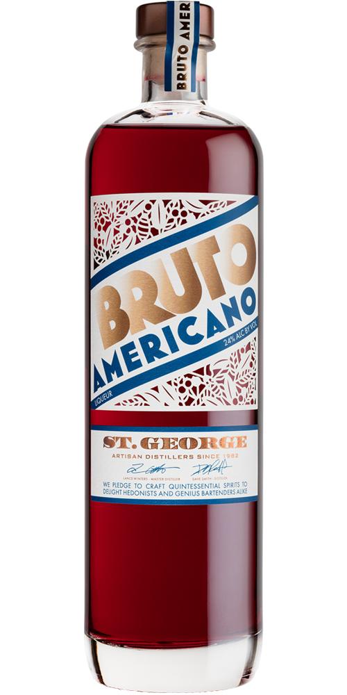 St George Bruto Americano Liqueur
