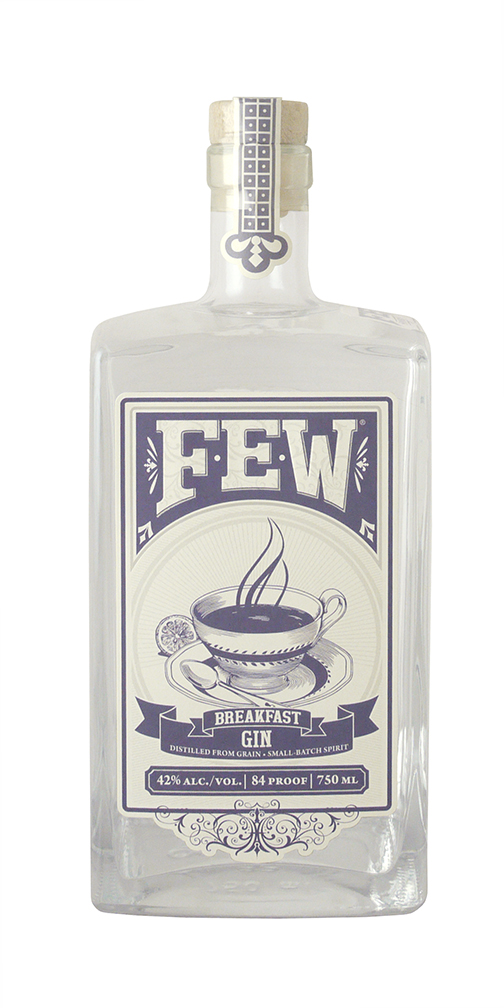 FEW Spirits Breakfast Gin