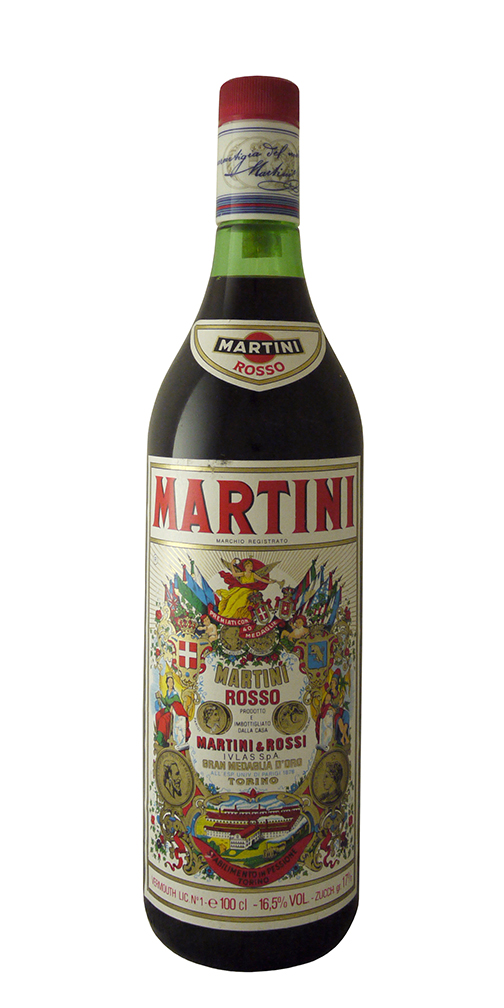 Antique Martini & Rossi Rosso Vermouth