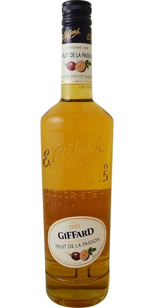 Giffard Passion Fruit Liqueur Astor Wines Spirits