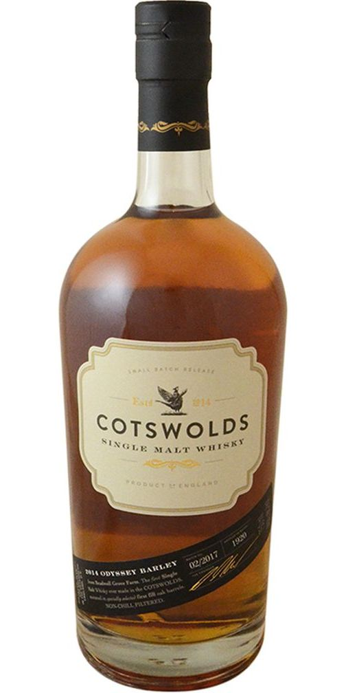 004ed19afc60f Cotswolds Single Malt Whisky