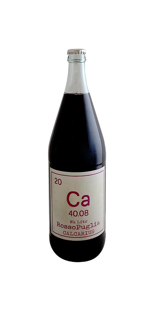 Calcarius Rosso Puglia
