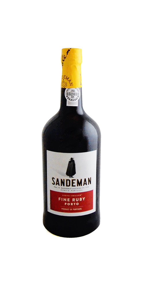 Sandeman S Ruby Port Astor Wines Amp Spirits