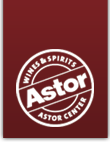 Astor Wines & Spirits Logo