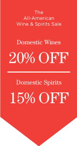 The All-American Wine & Spirits Sale
