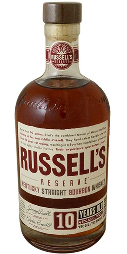 Russell's Reserve 10 Yr. Bourbon