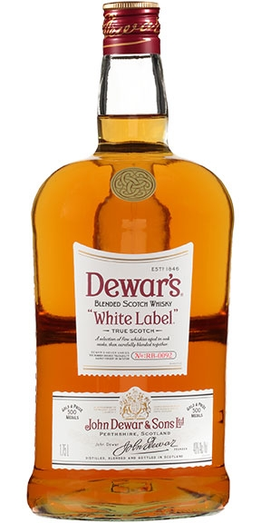 Dewar's White Label Scotch