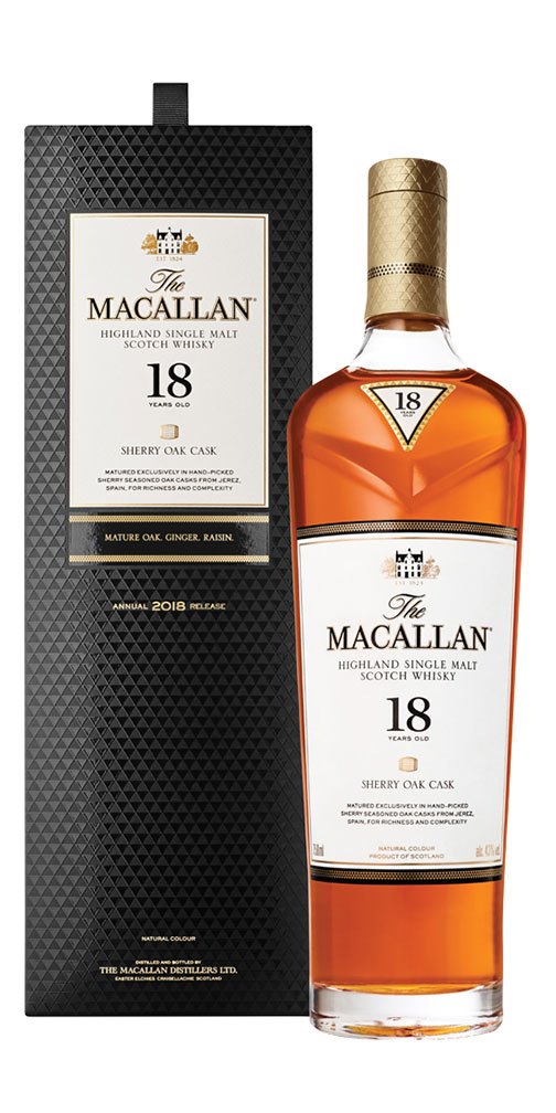 Macallan 18 Yr. Scotch
