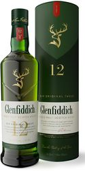 Glenfiddich 12 Yr. Scotch