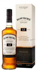 Bowmore 12 Yr. Scotch