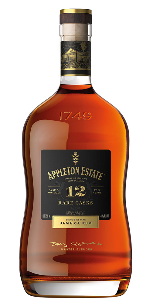 Appleton Estate Rare Blend 12 Yr. Jamaica Rum