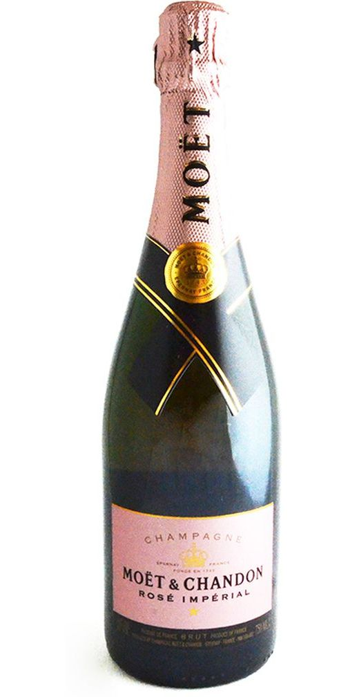 Rose Brut Moet Chandon Imperial Astor Wines Spirits