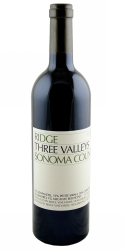 "Ridge Vineyards ""Three Valleys"" Red"