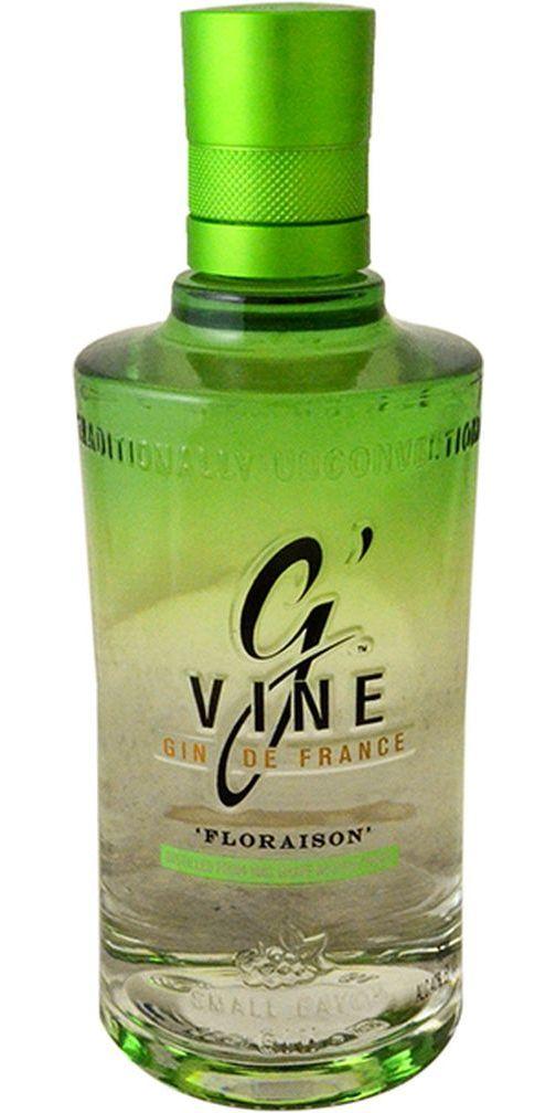 G'Vine Small Batch Floraison Gin on
