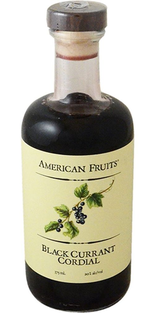American Fruits Black Currant Cordial