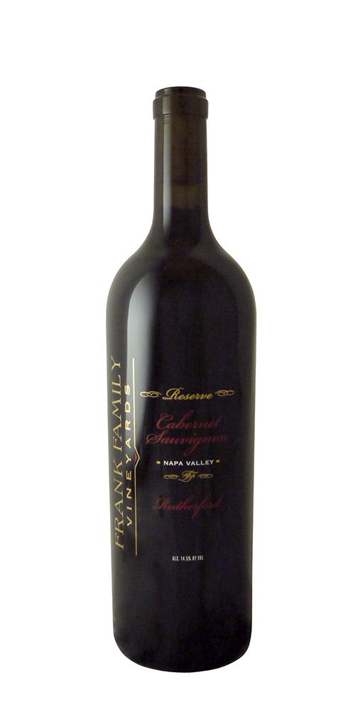 "Frank Family Vineyards ""Rutherford Reserve"" Cabernet Sauvignon"
