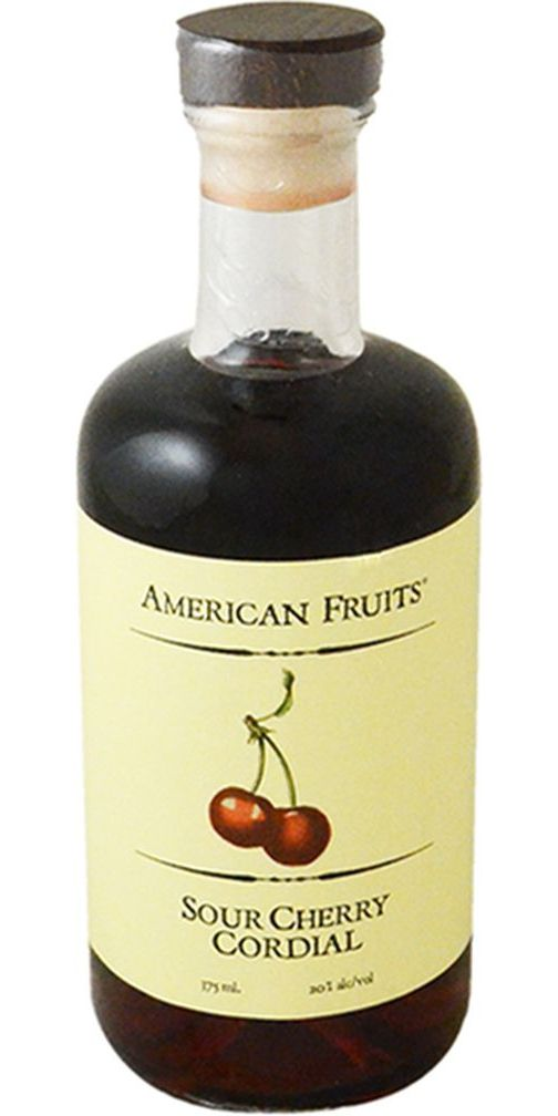 American Fruits Sour Cherry Cordial