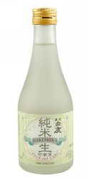 Hakushika 'Fresh & Light' Saké, Junmai Nama