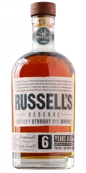 Russell\'s Reserve 6 Yr. Rye