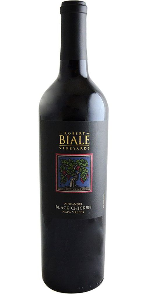 "Biale ""Black Chicken"" Zinfandel"