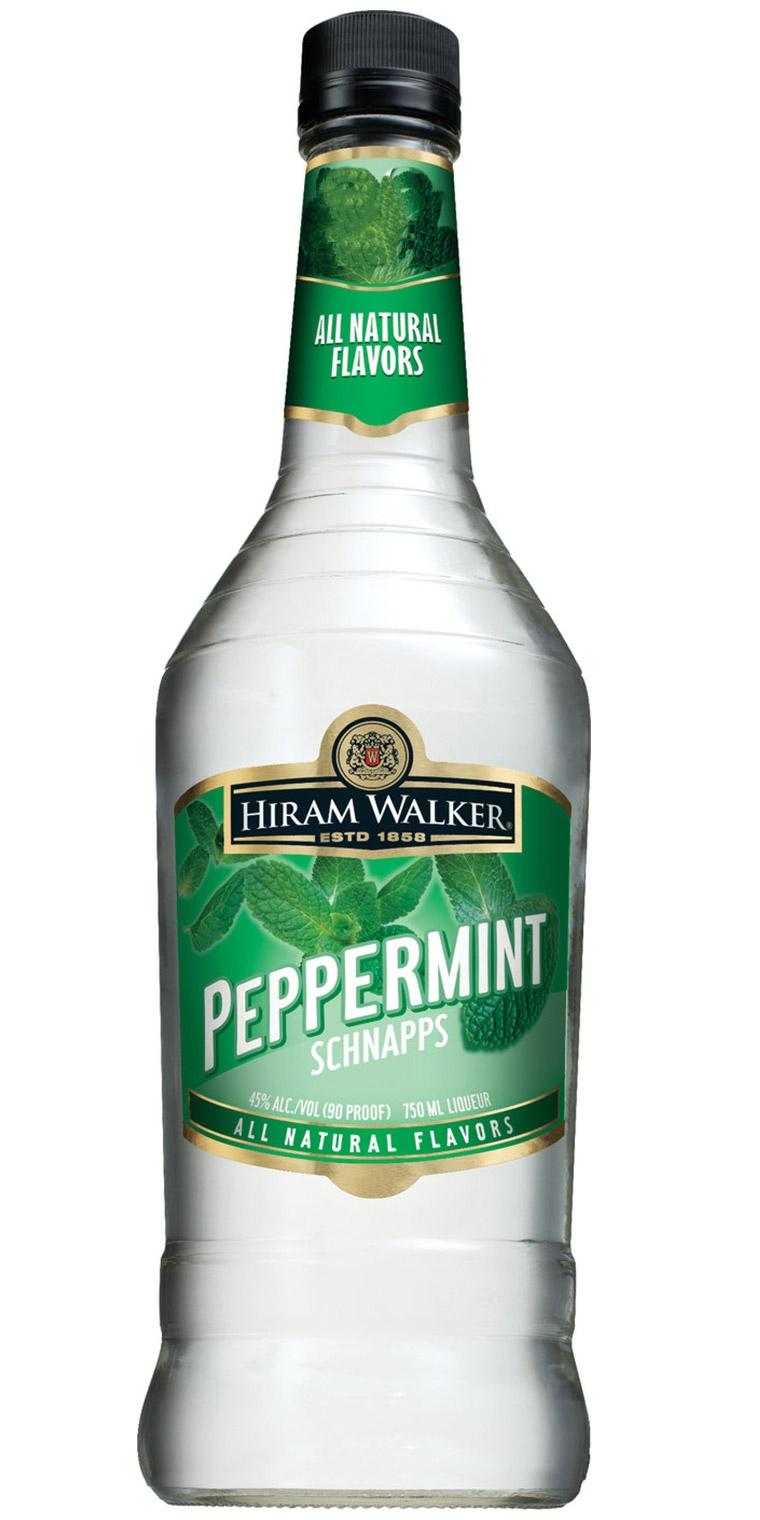 Hiram Walker Chocolate Mint Liqueur