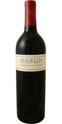 Bucklin Old Hill Ranch Cabernet Sauvignon, Sonoma Valley