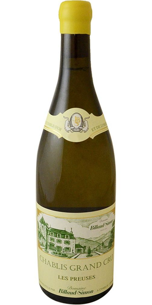 "Chablis Grand Cru ""Les Preuses"", Billaud-Simon"