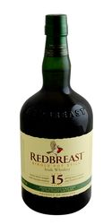 Redbreast 15 Yr. Irish Whiskey