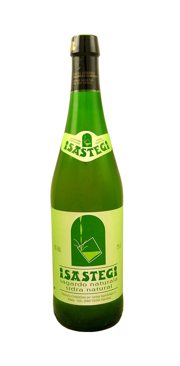 Isastegi Sagardo Basque Cider