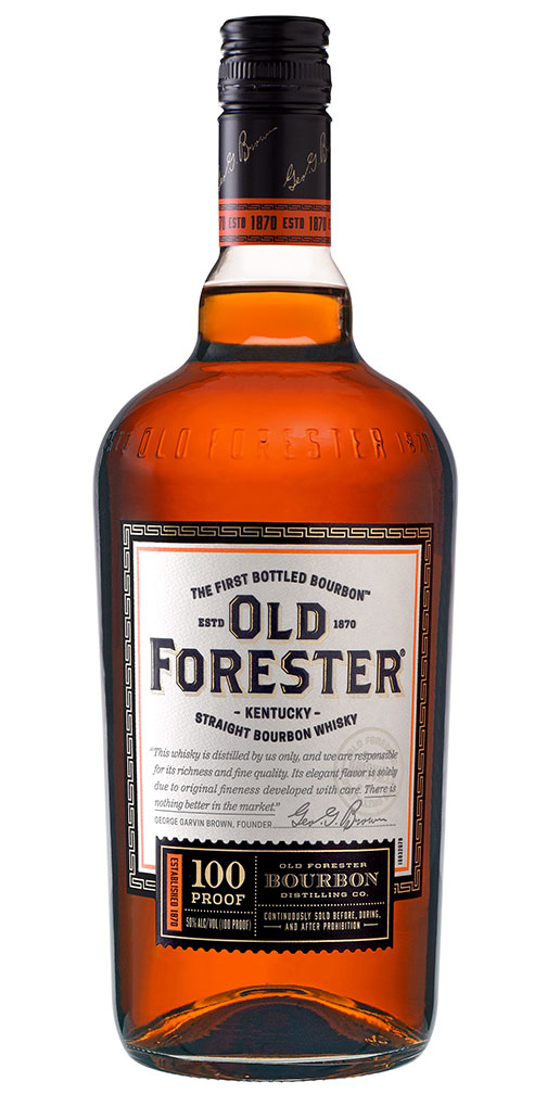 Old Forester Signature 100 Bourbon