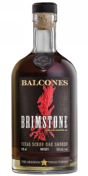 Balcones Brimstone Smoked Corn Whisky