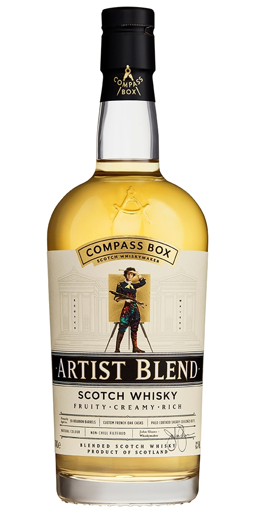 Compass Box Great King St. Artist's Blend