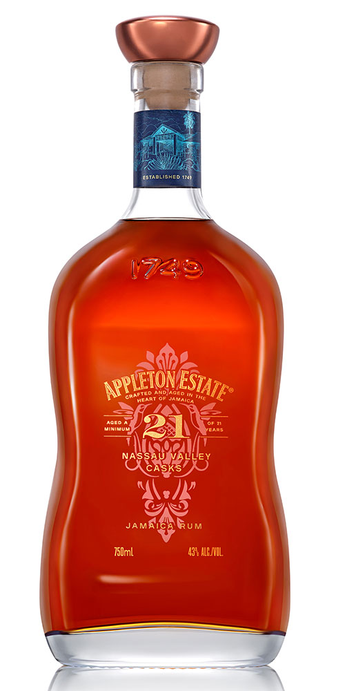 Appleton Estate 21 yr. Jamaica Rum