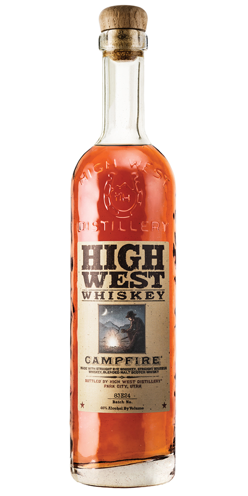 High West Campfire Whiskey