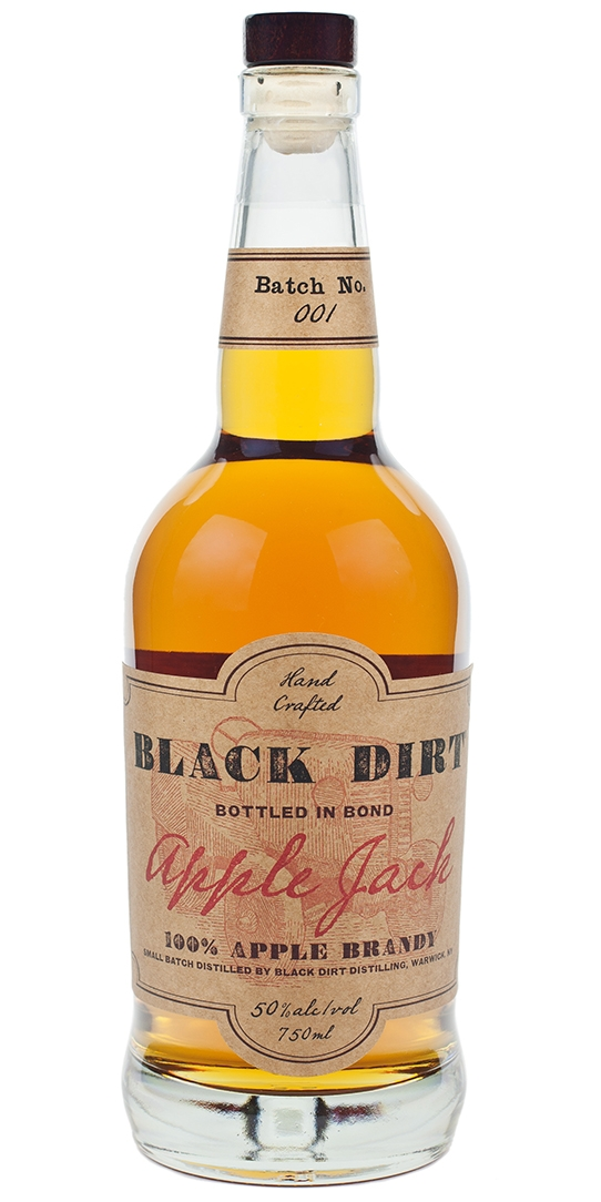Black Dirt Apple Jack Apple Brandy