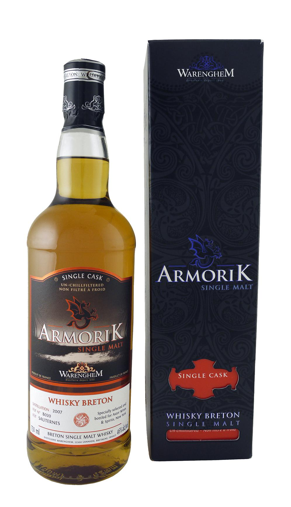 Armorik Exclusive Cask Single Malt