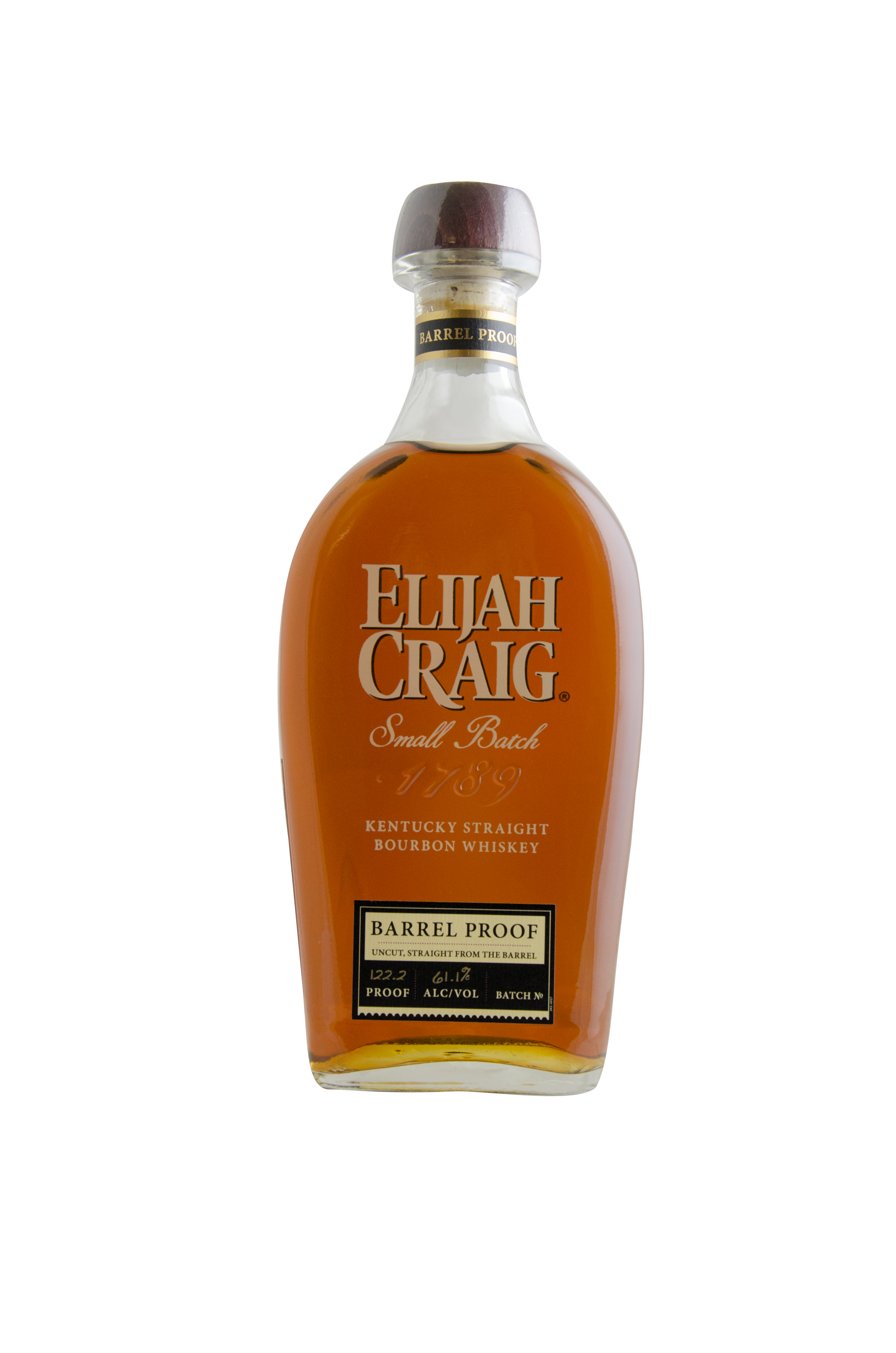 Elijah Craig 12 Yr. Barrel Proof Bourbon