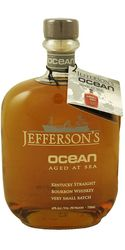 Jefferson\'s Ocean Bourbon Whiskey