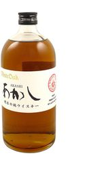 White Oak Distillery Akashi Whisky