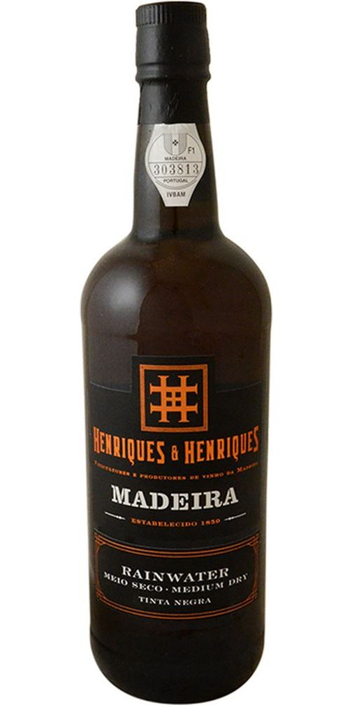 Henriques & Henriques, 3 Year Rainwater, Madeira