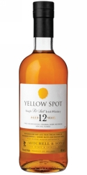 Yellow Spot Pot Still Irish Whiskey.