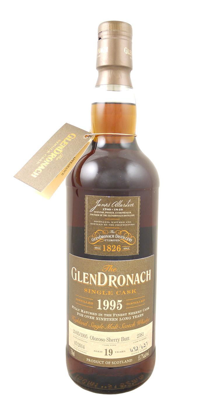 The Glendronach 19yr Single Cask